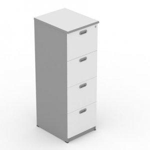 Filling cabinet UNO Grey